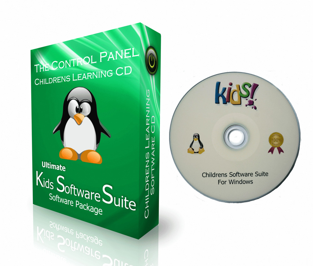 CHILDRENS KIDS EDUCATIONAL LEARNING FUN GAMES SOFTWARE CD ...