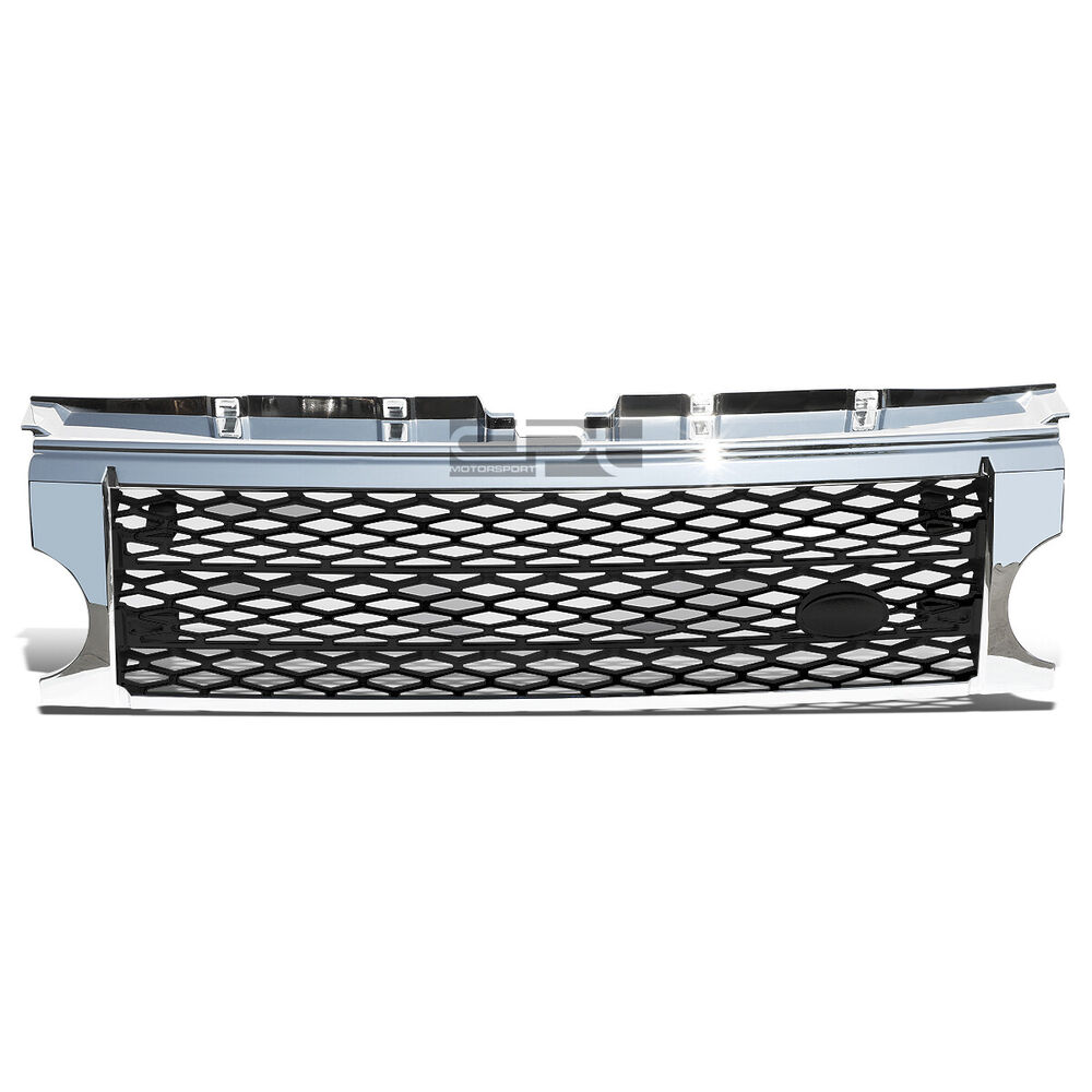 05 09 Land Rover Lr3 Discovery 3 Sport Mesh Front Bumper