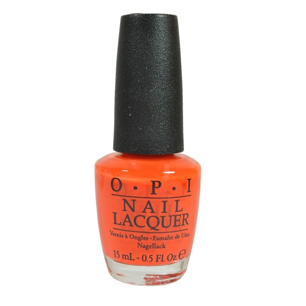 N35 Juice Bar Hopping OPI Neon Summer Nail Polish Lacquer