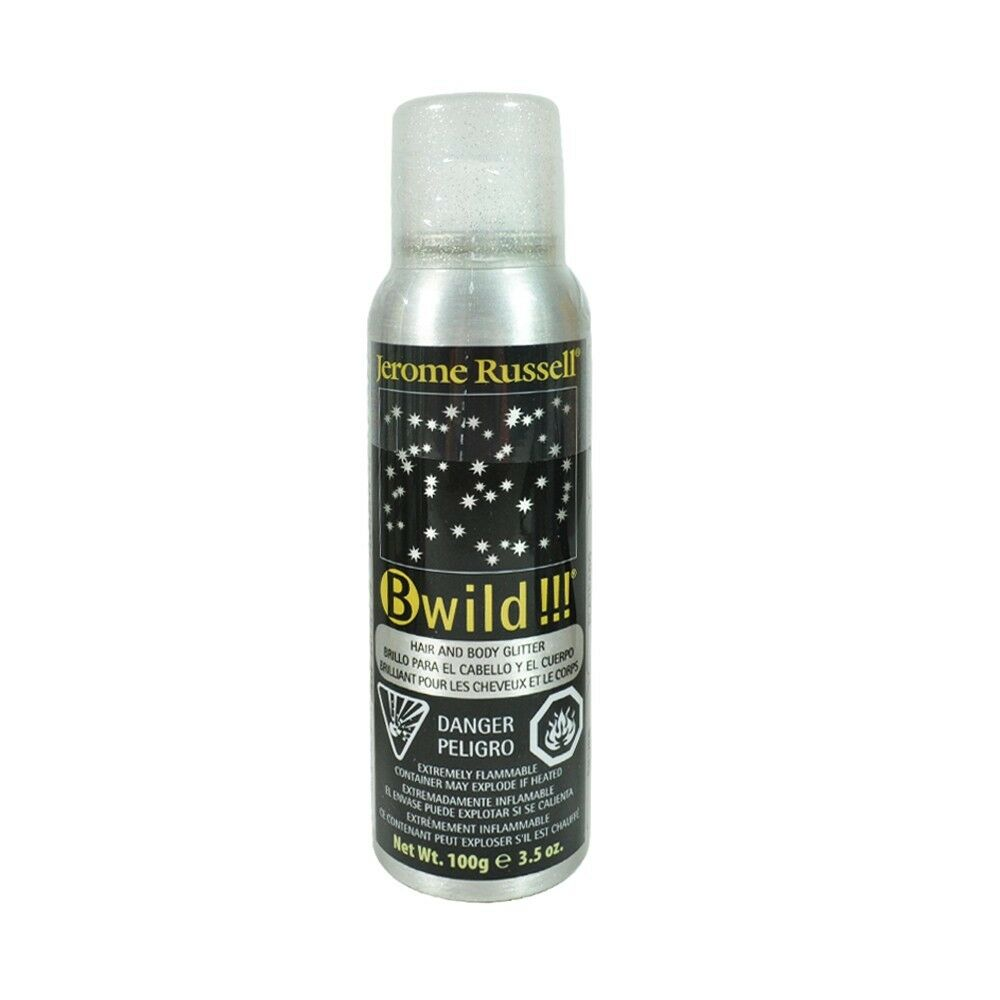 Jerome Russell Bwild Temporary Hair Color Spray  Silver 35 Oz  EBay