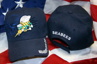 """SEABEES HAT US NAVY CONSTRUCTION SEA BEE CAN DO WOWNH"""")"""