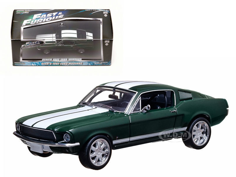 1967 ford mustang the fast and furious 2006 tokyo drift 1. Black Bedroom Furniture Sets. Home Design Ideas