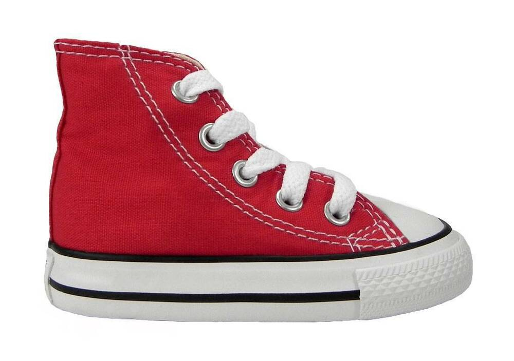 CONVERSE ALL STAR HI CHUCK TAYLOR INFANT TODDLER SHOES FOR