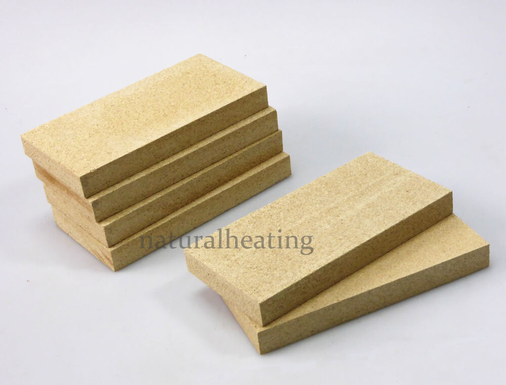 Wood Stove Fire Bricks 4 9 : Replacement vermiculite stove bricks quot spare fire