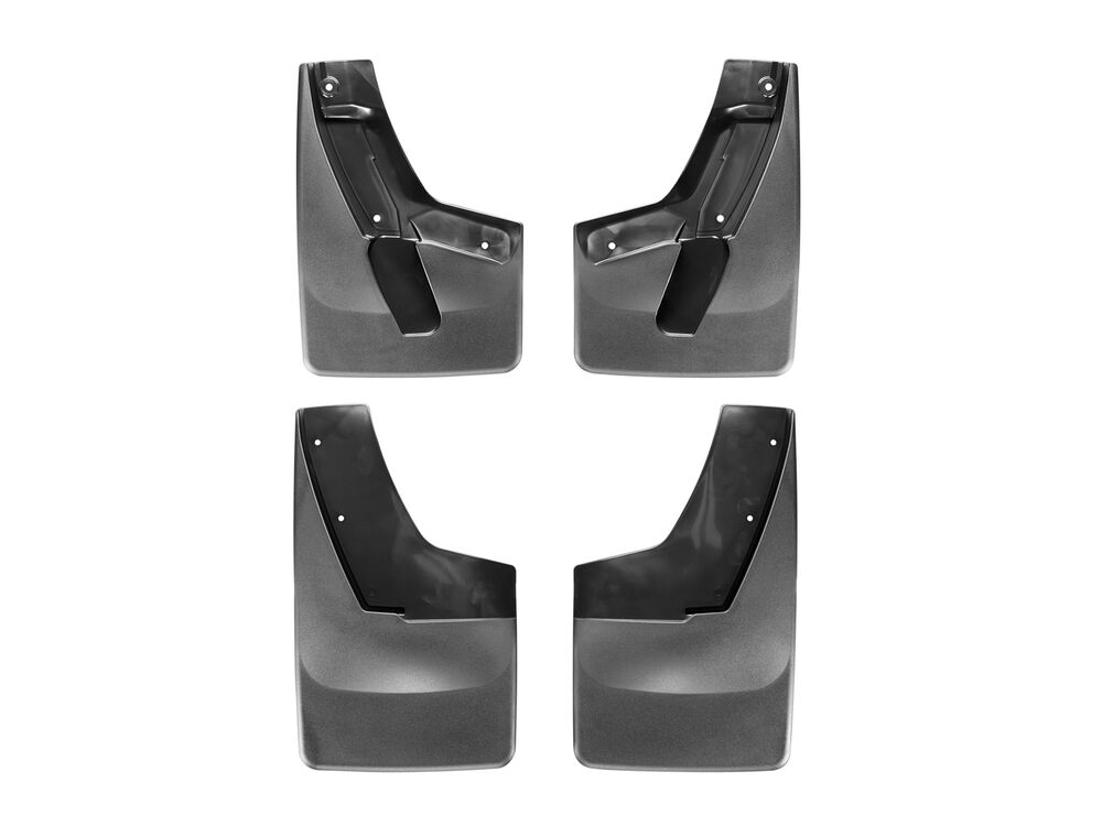 weathertech mudflaps for chevy tahoe w   standard