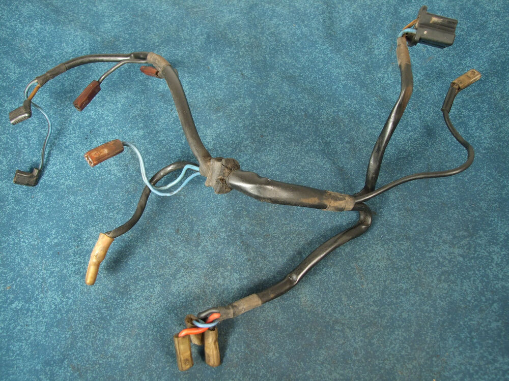 Engine Wiring Harness 1975 Bmw Airhead R60  6 R 60   6