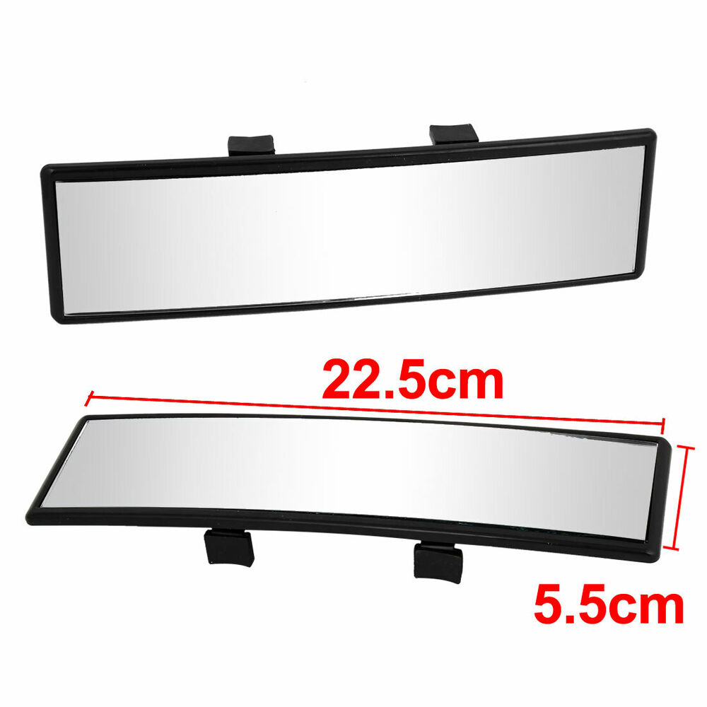 Wide Angle Driving Car Suv Interior Clip On Rear View
