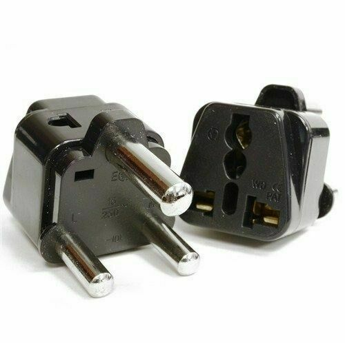 orei 2 in 1 usa to south africa type m travel adapter. Black Bedroom Furniture Sets. Home Design Ideas
