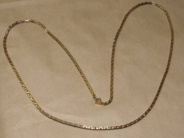 how to fix link jewelry