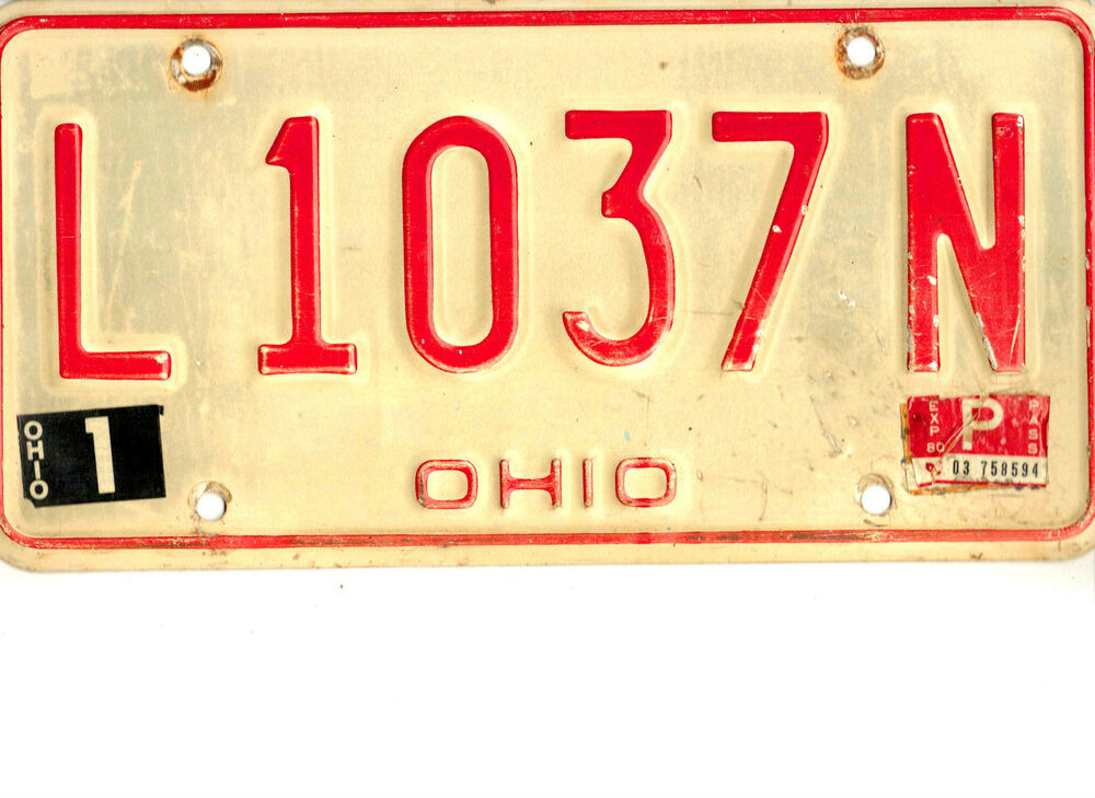 How to Reverse Search a Ohio License Plate Number - YouTube