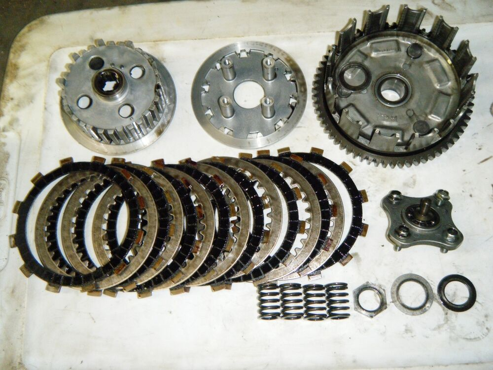 king the clutch Time marches on, and so too does the wear on your motorcycle clutch whether  you are coming up on a factory service interval or are have a.