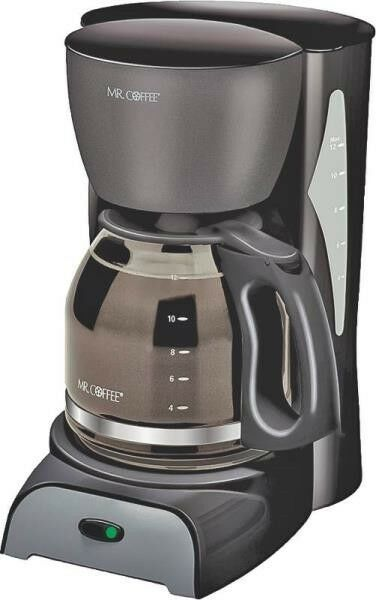 NEW SUNBEAM MR COFFEE SK-13NP 12 CUP BLACK COFFEE MAKER BREWER ELECTRIC 1480144 72179230274 eBay