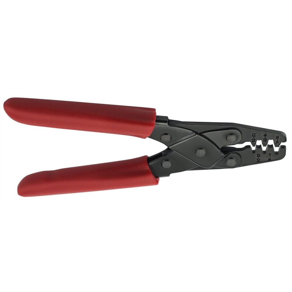 open barrel crimping tool sgt18600 brand new ebay. Black Bedroom Furniture Sets. Home Design Ideas