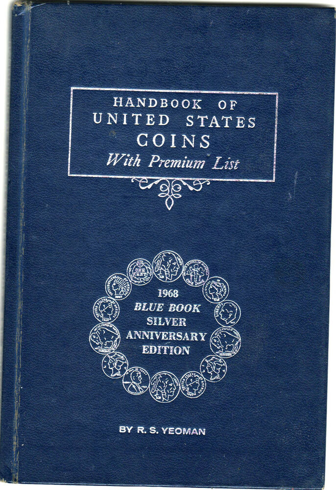 Blue book handbook of united states coins