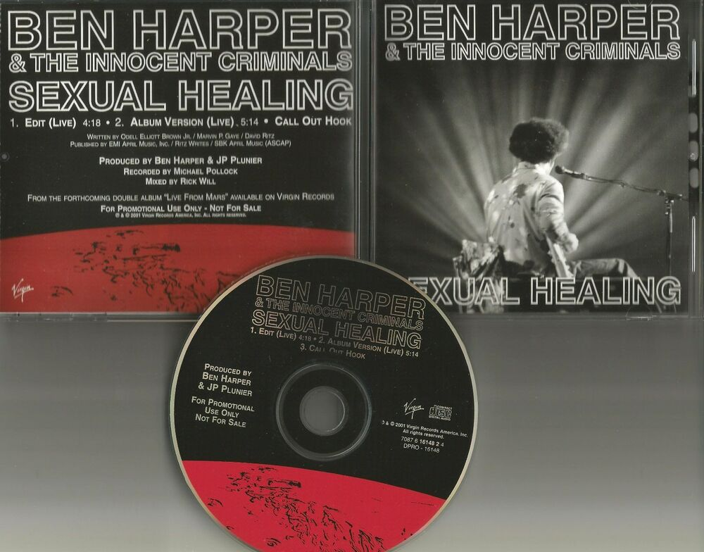 Sexual healing by ben harper lyrics with you
