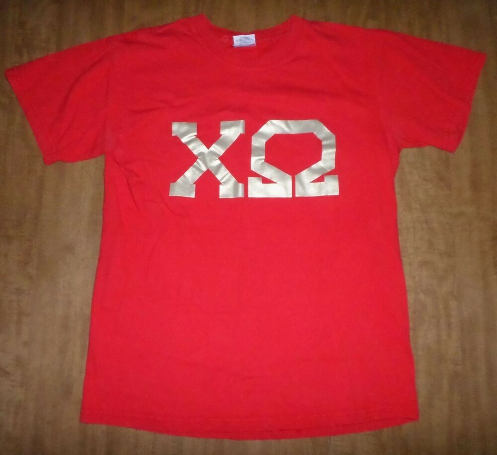 greek letters shirts chi omega small t shirt sorority s fraternity 13920 | s l1000