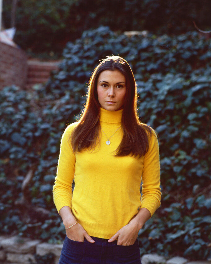 kate jackson col rare early 70s long hair photo or poster