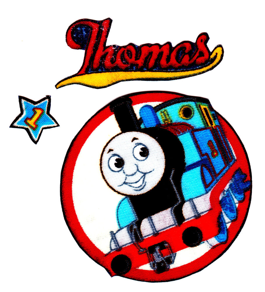 It's just a photo of Vibrant Thomas the Train Logo
