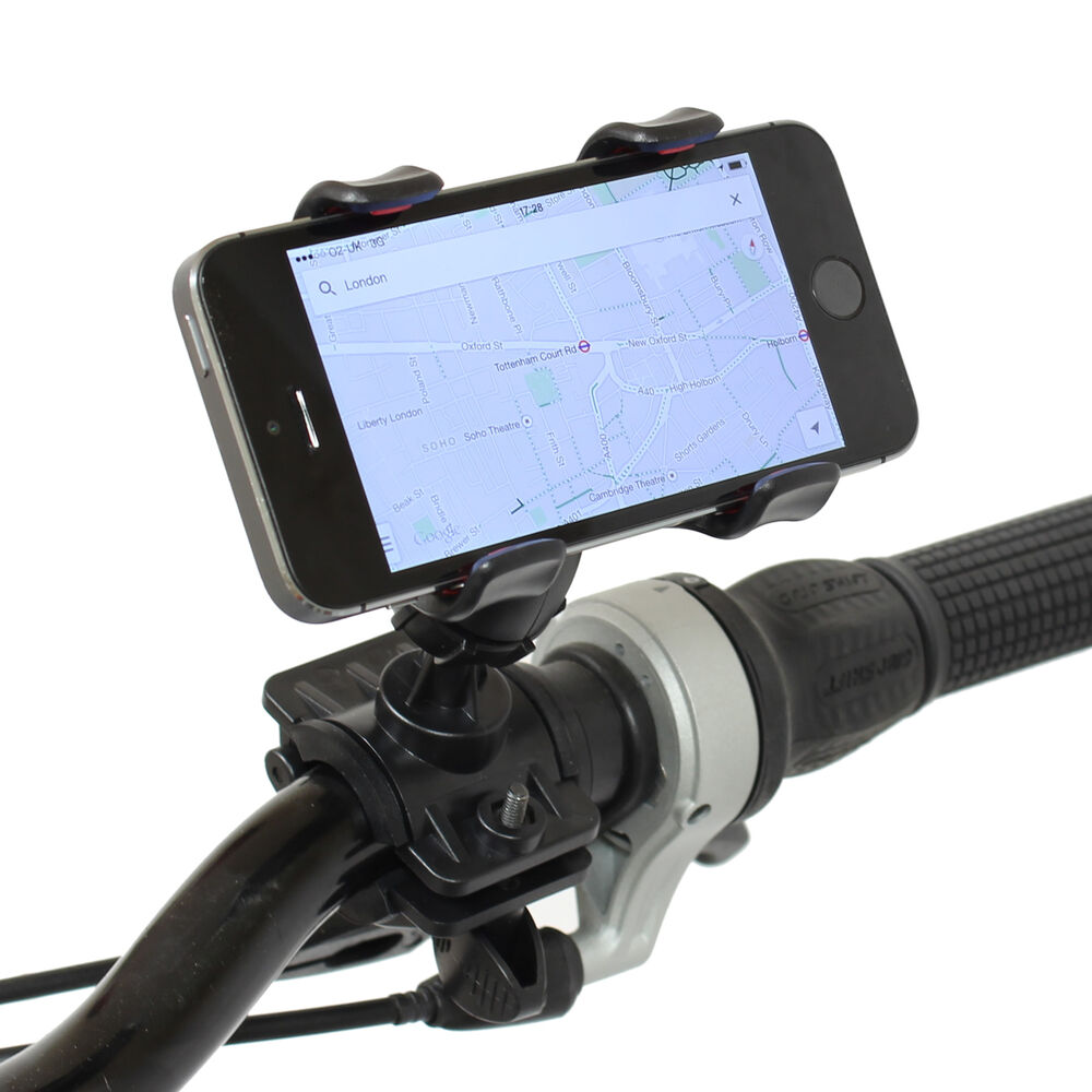 Iphone Bike Mount >> PEDALPRO HANDLEBAR MOUNT MOBILE PHONE HOLDER BIKE/CYCLE/BICYCLE IPHONE 4/5/5s/6 5051990994393 | eBay