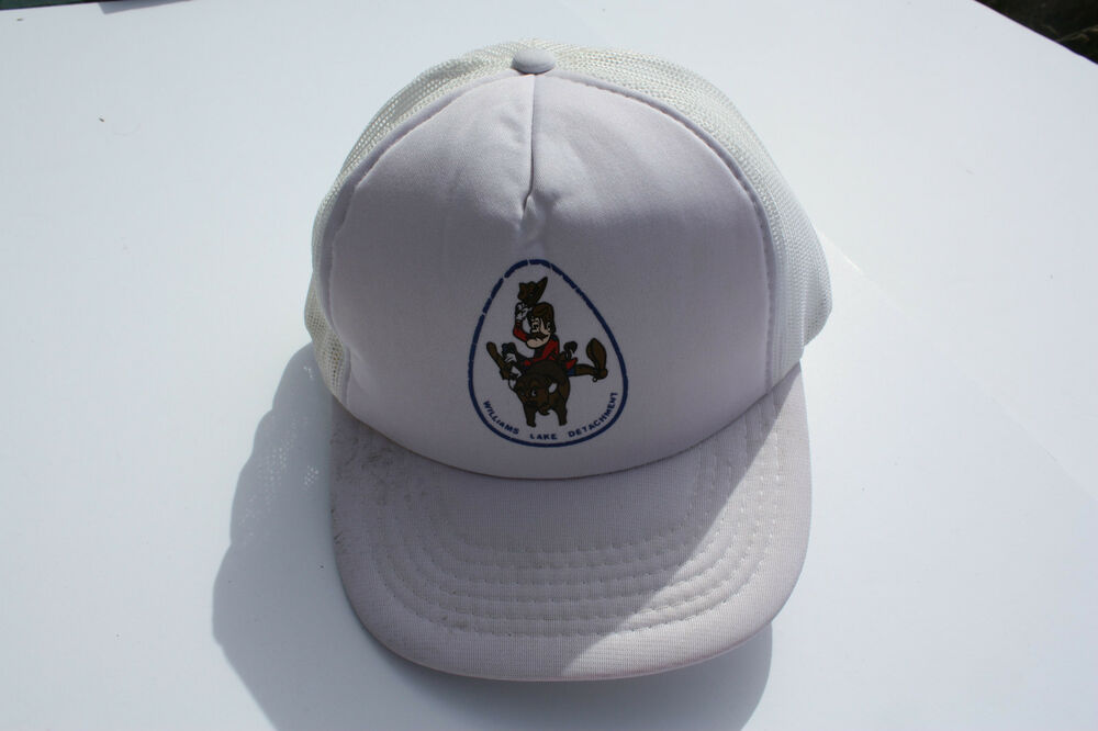 Details about Ball Cap Hat - RCMP - Williams Lake Stampede - Police British  Columbia (H1147) f5660e0bbf2