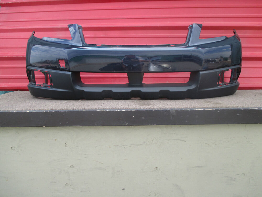 Outback Front Bumper : Subaru outback front bumper cover oem  used