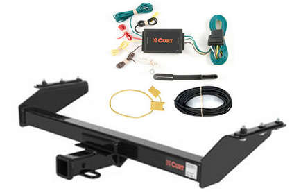curt class 3 trailer hitch wiring kit for nissan. Black Bedroom Furniture Sets. Home Design Ideas