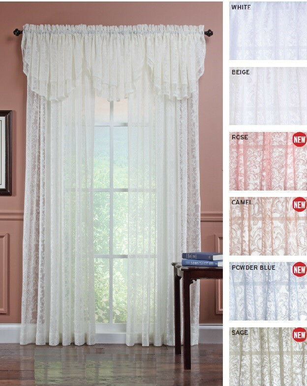 100 curtains and valance sets lovely elegant shower curtain