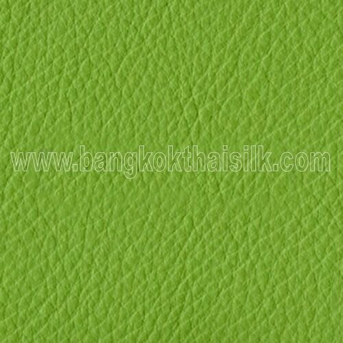 Wasabi Green Soft Faux Leather Fabric For Upholstery Seat