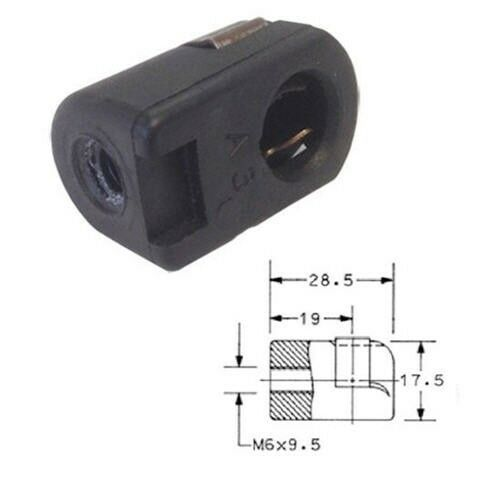 Suspa m ball socket end fitting for lift props ebay