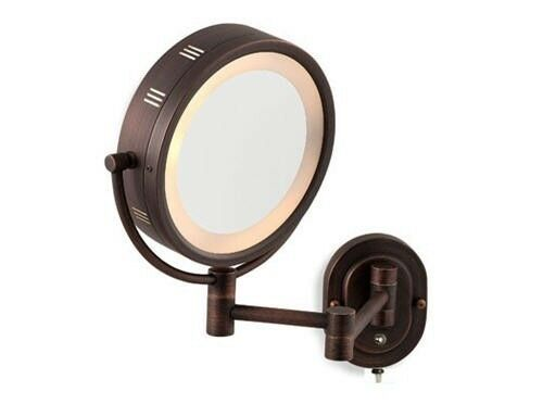 8 Quot Oil Rubbed Bronze Dual Sided Surround Light Wall Mount