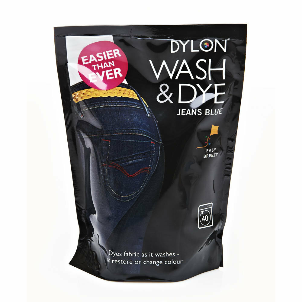 1. Make sure you read the fabric care label before washing and wash your jeans separately from other items if it's the first few washes to avoid dye transfer. 2. If your jeans are machine washable, then turn them inside out before placing in the washer. 3.