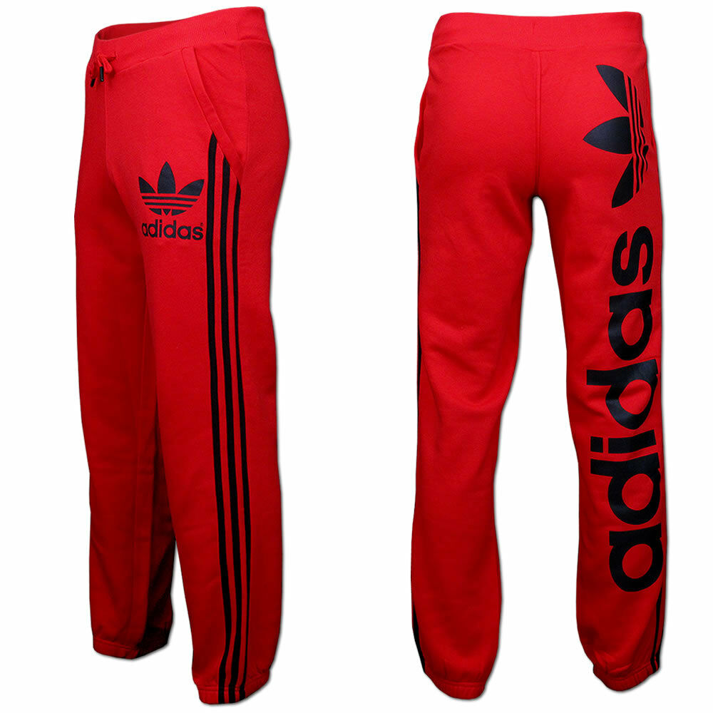 adidas linear trackpant trefoil trainingshose jogginghose