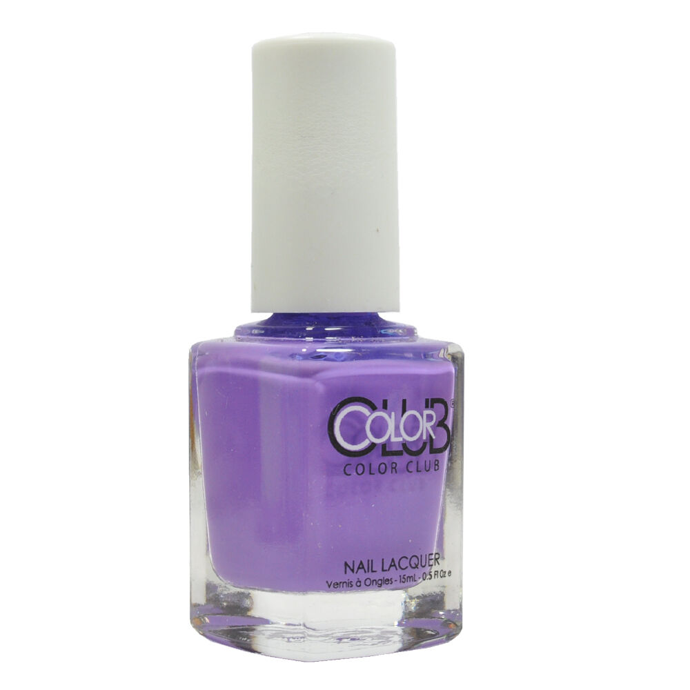 Who Sells Color Club Nail Polish: Color Club Nail Polish Lacquer AN20 Pucci-Licious 0.5oz