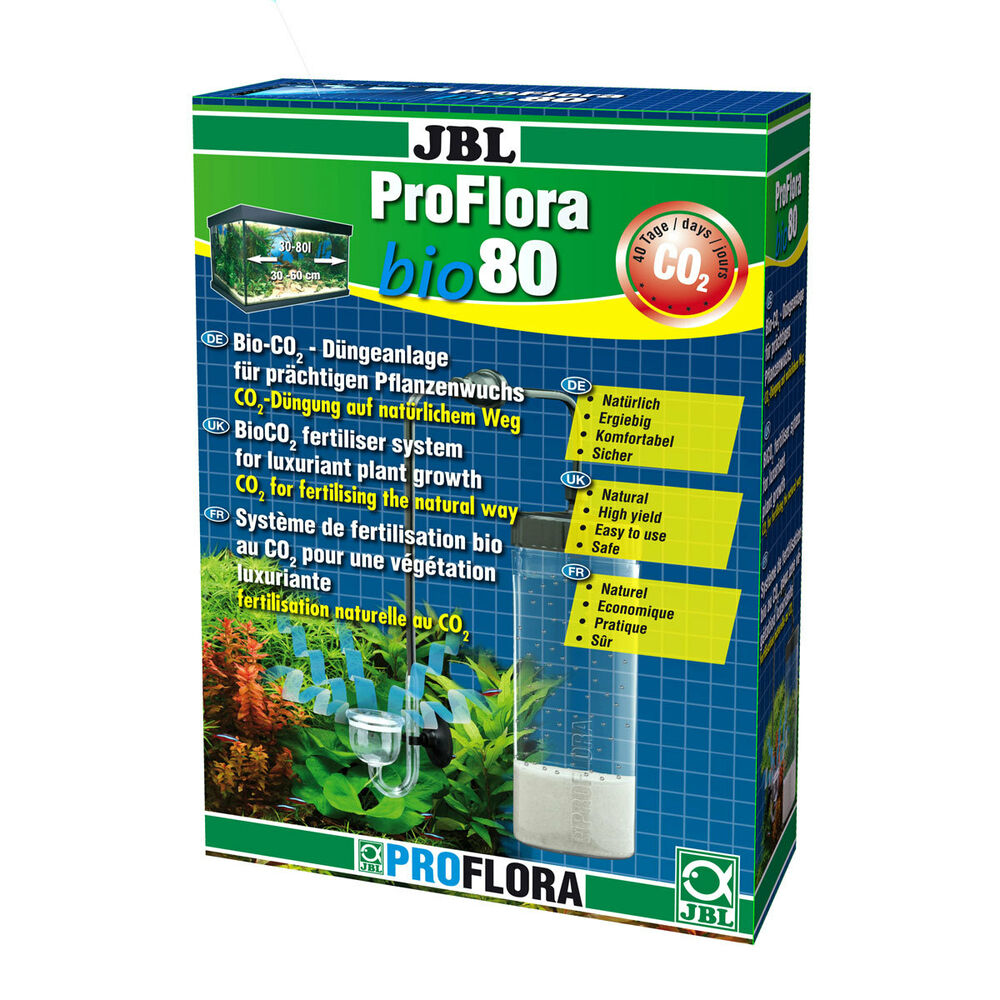 Jbl proflora bio80 fertilizer for aquarium plant growth for Jbl aquarium