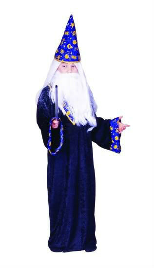 merlin the magician wizard robe child renaissance medieval