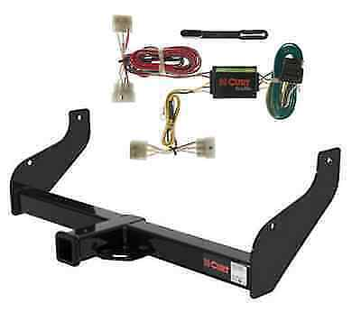 Curt Class 3 Trailer Hitch  U0026 Wiring For Kia Sportage