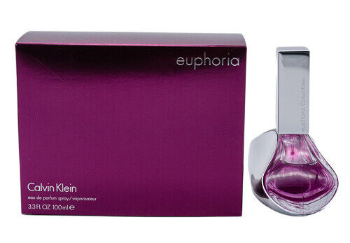 euphoria by calvin klein 3 4 oz edp perfume for women new. Black Bedroom Furniture Sets. Home Design Ideas