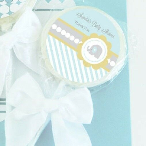 personalized lollipops lollipop baby shower birthday favors ebay