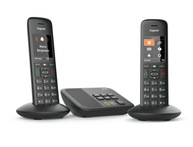 siemens gigaset c430 a duo schnurloses telefon mit. Black Bedroom Furniture Sets. Home Design Ideas