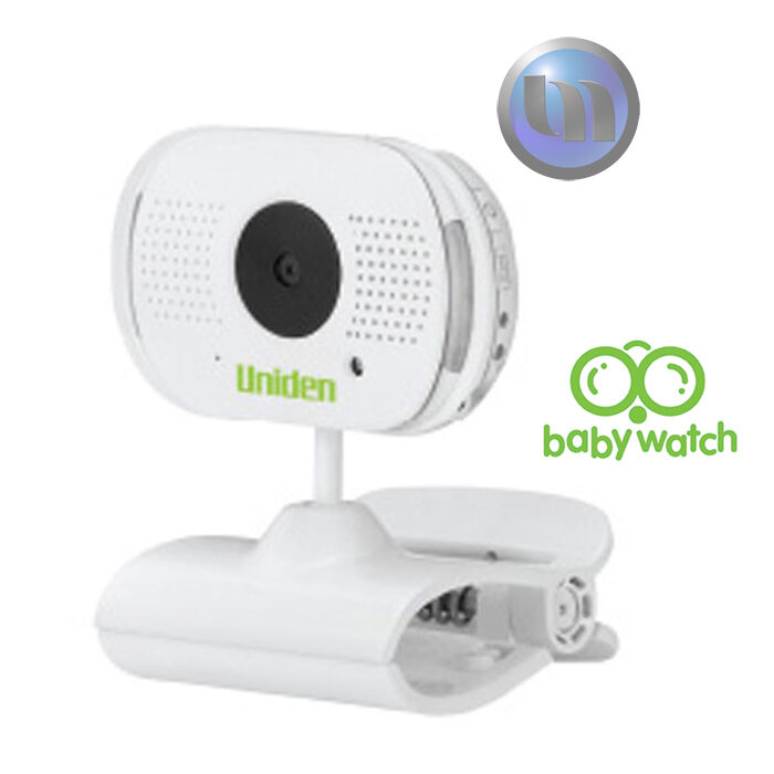 uniden optional baby video monitor camera suits bw3101 02 3001 02 series ebay. Black Bedroom Furniture Sets. Home Design Ideas