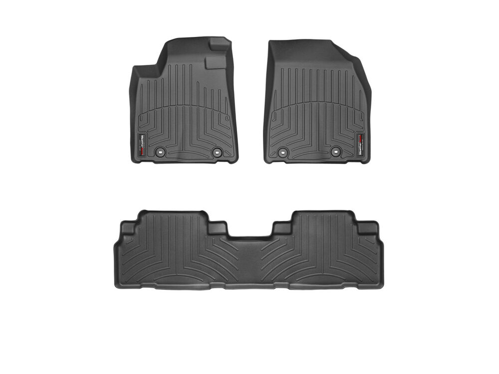 weathertech custom floor mat floorliner for lexus rx. Black Bedroom Furniture Sets. Home Design Ideas