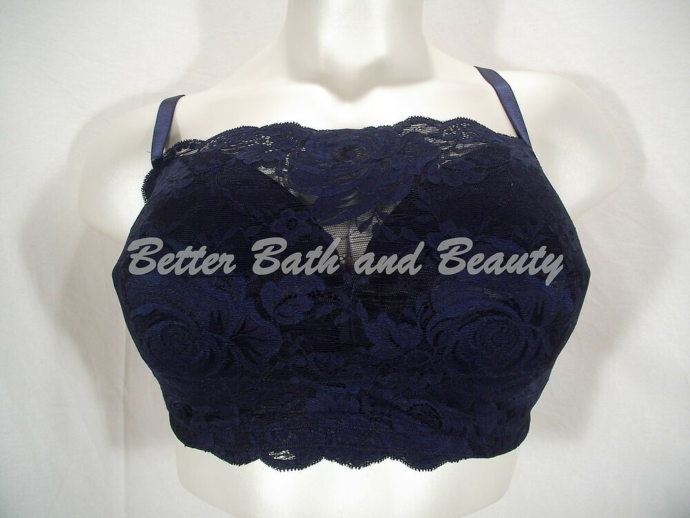 Comfort Choice 27 0641 4 Camisole Lace Wire Free Bra 54b