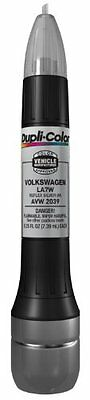 Duplicolor AVW2039 Metallic Reflex Silver Volkswagen Scratch Fix Paint - 0.5 oz.