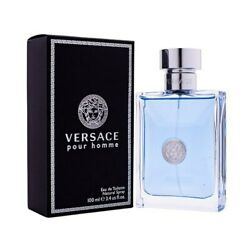 Kyпить Versace Pour Homme Signature by Versace 3.4 oz EDT Cologne for Men New In Box на еВаy.соm