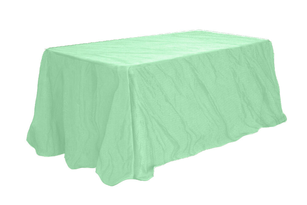 Customizable full color Mint Green tablecloths from Zazzle - Pick your favorite Mint Green table cloths from thousands of available designs!