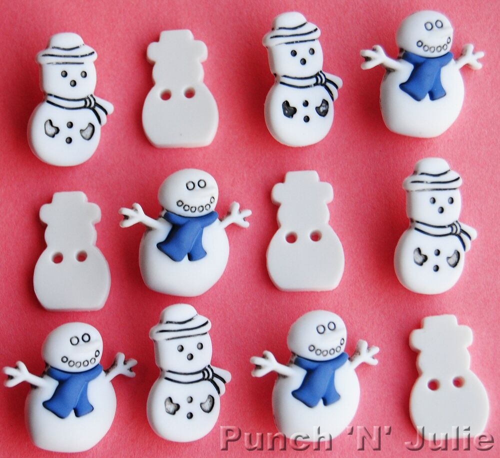 Little snowmen snowman snow white winter christmas for Crafts that sell on ebay
