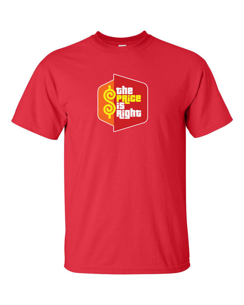 The Price Is Right Game Show 80 S Retro Vintage T Shirt