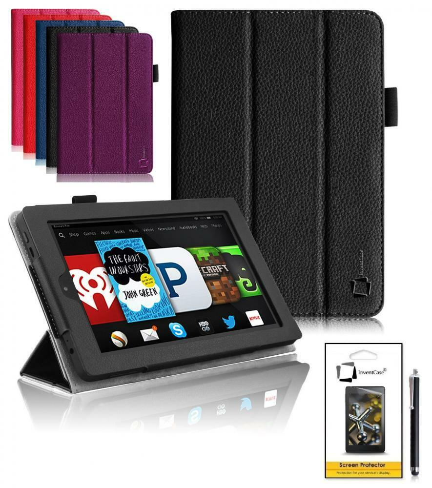 the amazon case A list of the best case covers and accessories for amazon kindle fire tablets: fire hd 8 (2018) fire 7, fire hd 10, and older models plus a selection of the best accessories: power chargers, screen protectors, stands, and more.