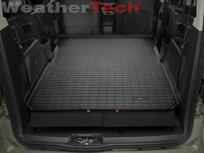 transit ford cargo connect wagon liner weathertech floor accessories mats interior