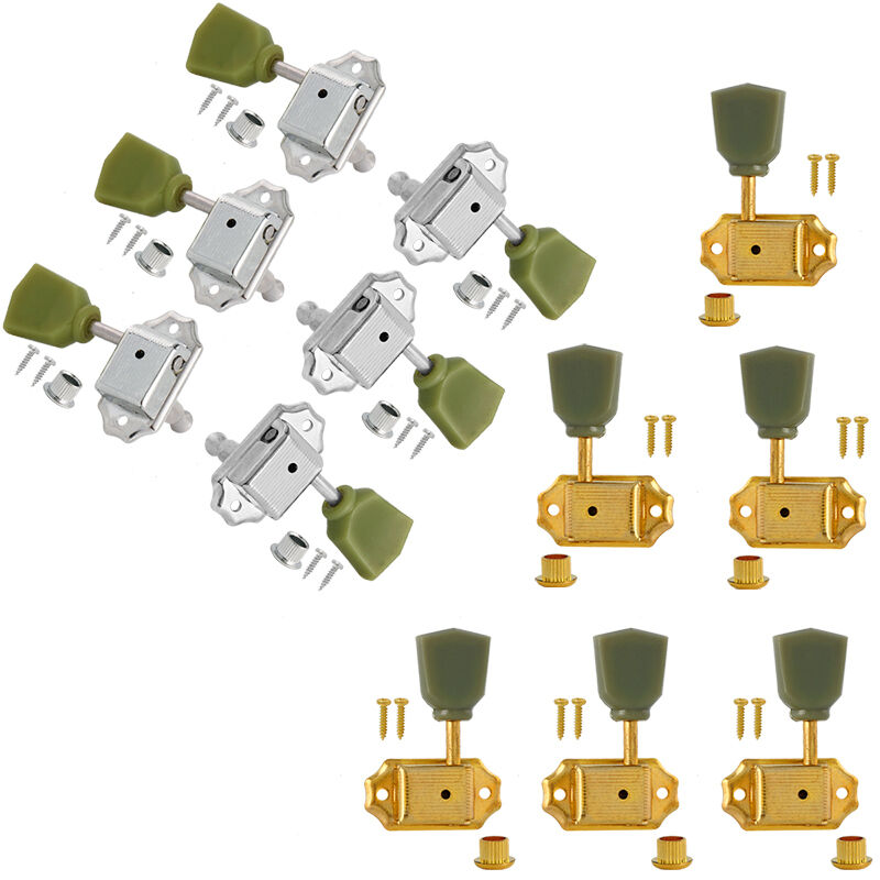 6l6r vintage guitar tuning machine pegs for guitar parts replacement 634458440219 ebay. Black Bedroom Furniture Sets. Home Design Ideas